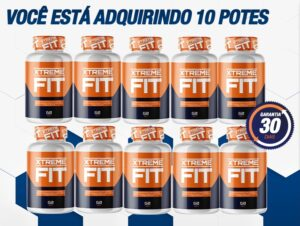 Super Desconto na Compra do kit 10 de Xtreme Fit